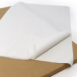 White Acid Free Tissue Paper 18X14""